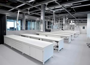 模块化移动实验室