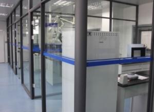 药品检验实验室