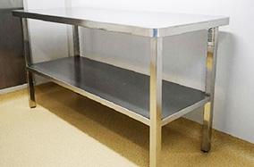 不锈钢台桌